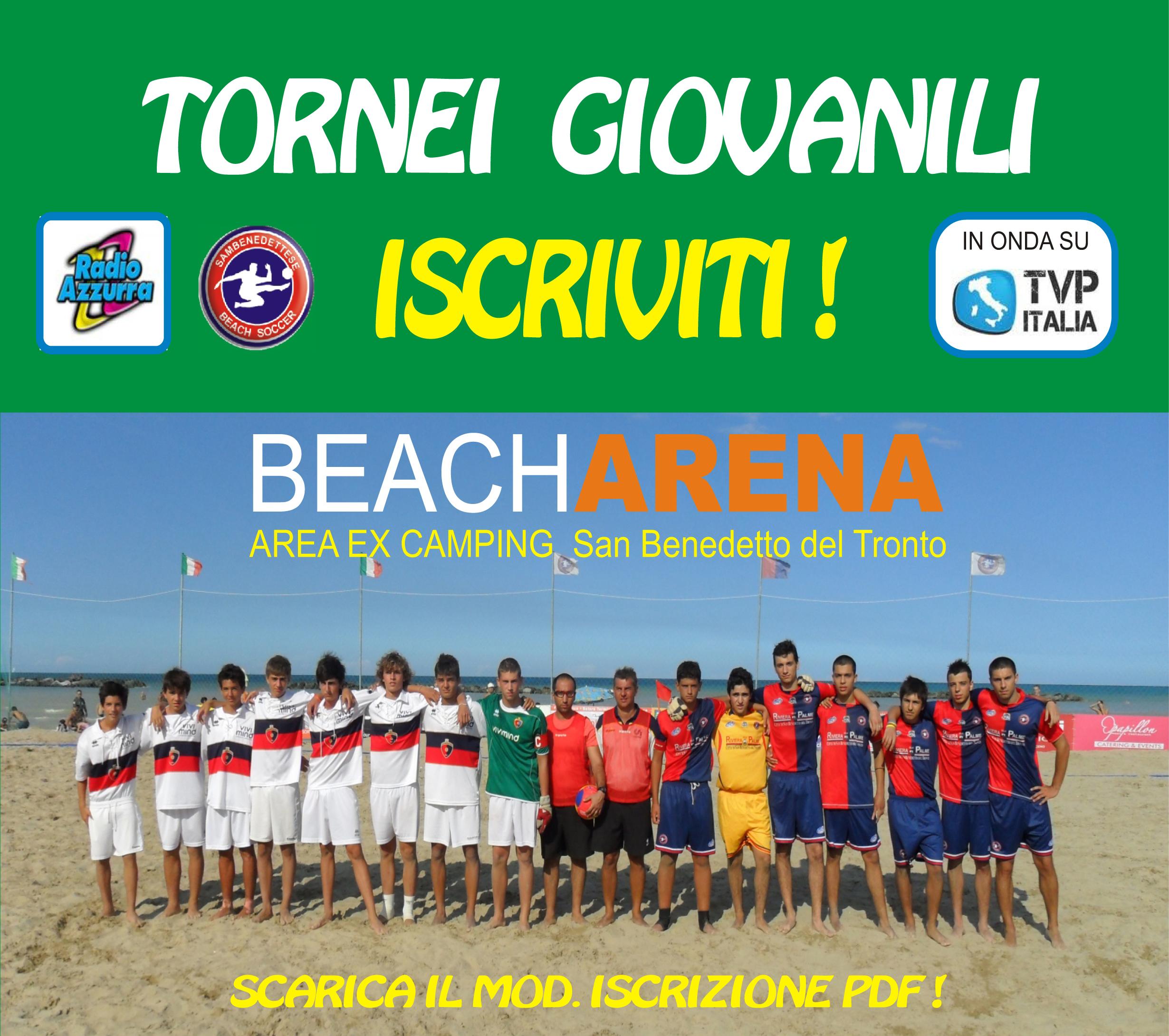 Grafica PDF TORNEI GIOVANILI.cdr