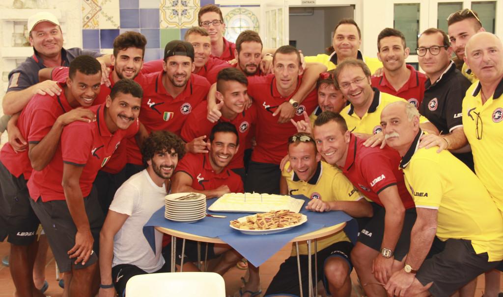 Oggi la Samb festeggia il compleanno di Willy Carotenuto