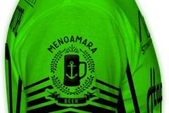 La Seconda Divisa da Portiere della Sambenedettese Beah Soccer