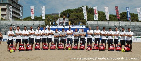 Sambenedettese Beach Soccer 2009